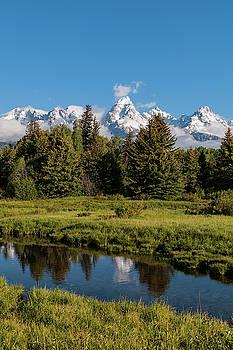 Brian Harig - Grand Teton Reflection - Grand Teton National Park Wyoming