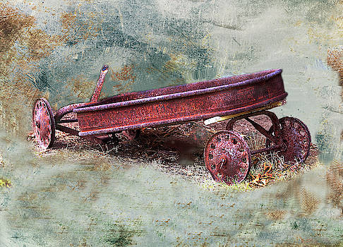 Granddadddy's Little Red Wagon by Linda Cox