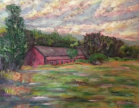 Granville Horse Barn by Richard Nowak