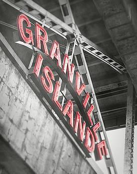 Granville Island, Vancouver, British Columbia by Illumina Photographics