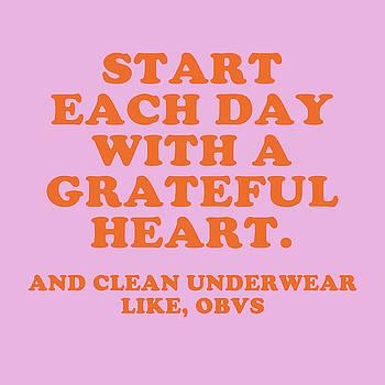 Grateful Heart by Ashley Hutchins