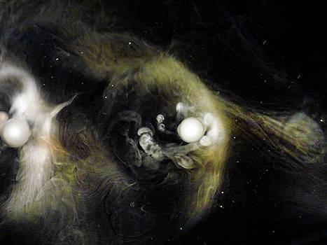 Gravity Distortion by Steve Taylor