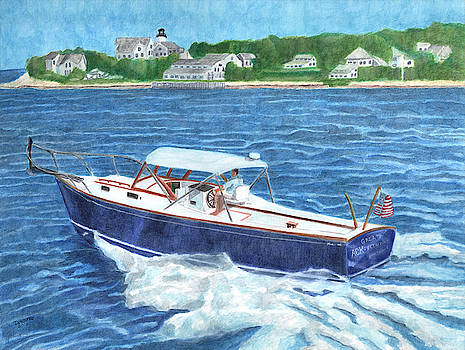 Great ACKpectations Nantucket by Dominic White