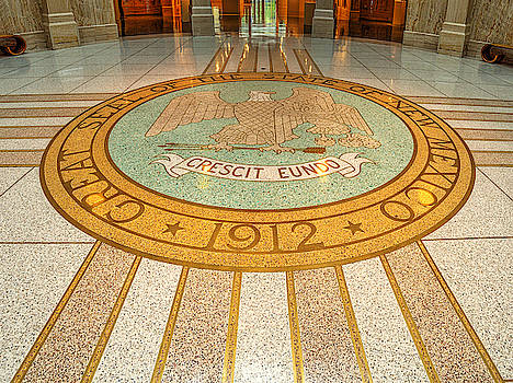 Great Seal of the State of New Mexico by Darin Williams