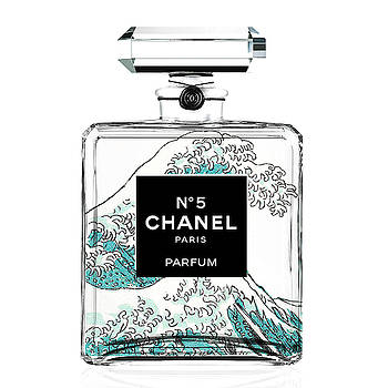 Great Wave Chanel by Karen Tullo