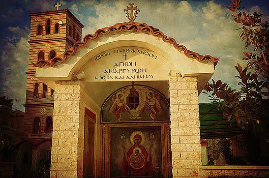 Greek Church by Milena Ilieva