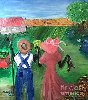 Green Acres by Lisa Gilyard
