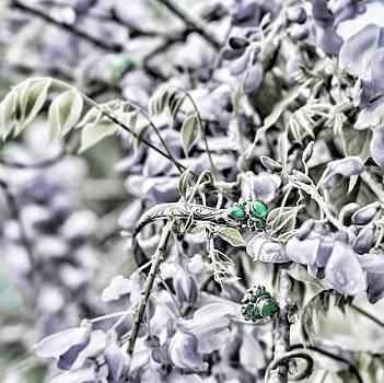 Sharon Popek - Green Bracelet