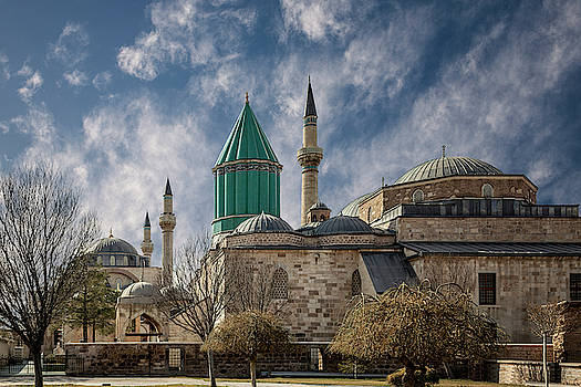Mevlana Museum by Maria Coulson