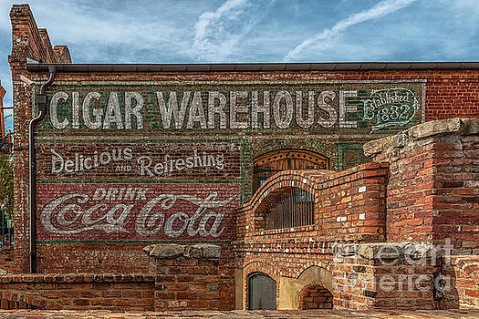 Dale Powell - Greenville History - Cigar Warehouse