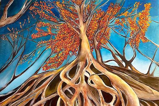 Greenville Roots by Nancy Hilliard Joyce