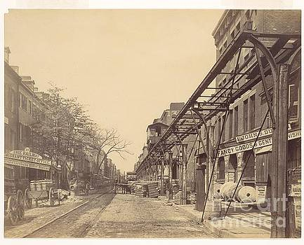 Flavia Westerwelle - Greenwich Street, New York City