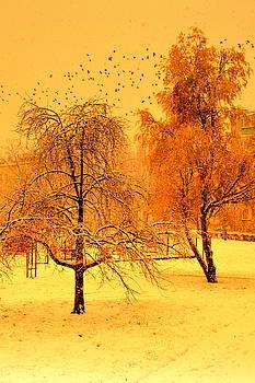 Henryk Gorecki - Greeting of Winter