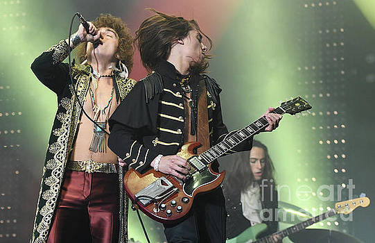 Greta Van Fleet - Josh Kiszka by Concert Photos