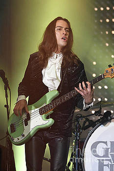 Greta Van Fleet - Sam Kiszka by Concert Photos