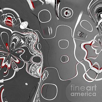 Jenny Revitz Soper - Grey Abstract
