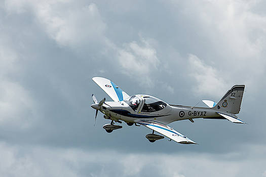 Grob Tutor G-BYXZ RAF Cosford 2019 by Scott Lyons