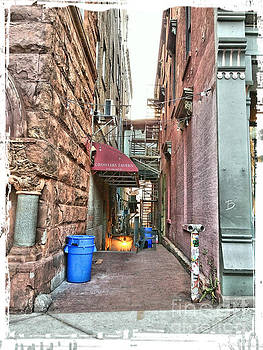 Growlers Alley by Kathy Strauss