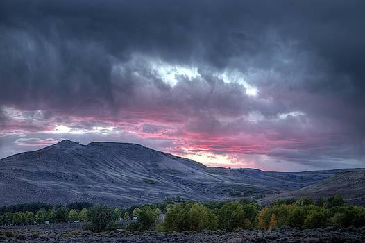 Gunnison Sunset by Jim Allsopp