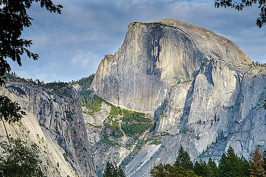 Half Dome by Steve Kaye