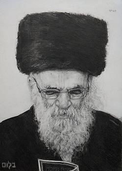 Halpern Rebbe  by Michael Bloom