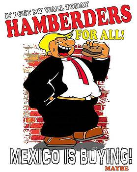 Hamberders by Jack Norton