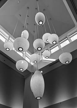 Hanging Lights by Pat Turner