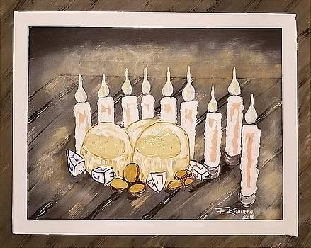 Hanukkah's Honor by F-Kenneth Taylor