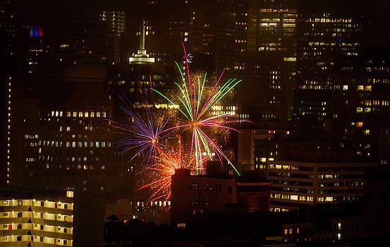 Happy 4th from Chinatown SF by Bonnie Follett