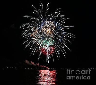 Happy 4th of July by Diane LaPreta