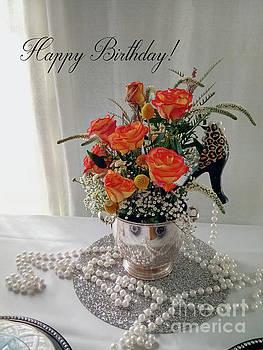 Happy Birthday1 by Claudia Ellis
