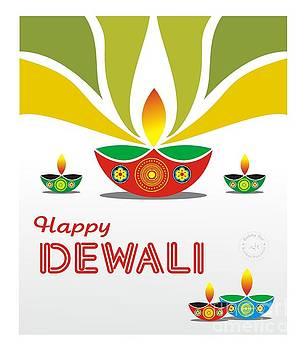 Happy Diwali by Ali Muhammad