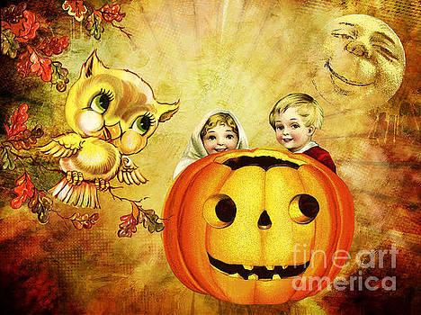 Happy Halloween 2  by Tammera Malicki-Wong