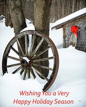 Happy Holiday Season by Alana Ranney