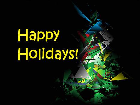 Ludwig Keck - Happy Holidays - 2018-1