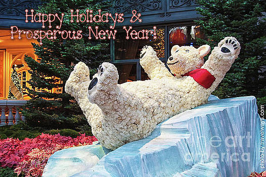 Tatiana Travelways - Happy Holidays and Prosperous New Year