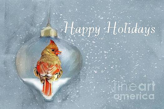Happy Holidays from Our House to Your House by Janette Boyd