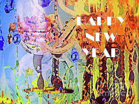 Sharon Williams Eng - Happy New Year Goblets