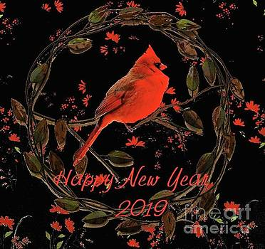 Happy New Year by Janette Boyd