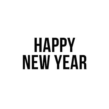 Andrea Anderegg - Happy New Year #minimalism #holidays