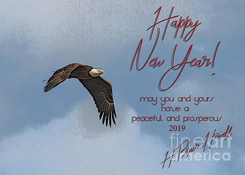 Happy New Years by Blair Howell