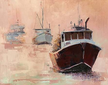 Harbor Series #2 by Judy Pfeifer