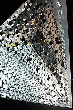 RicardMN Photography - Harpa Concert Hall Ceiling #4