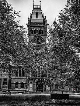Harvard Memorial Hall by Chris Montcalmo