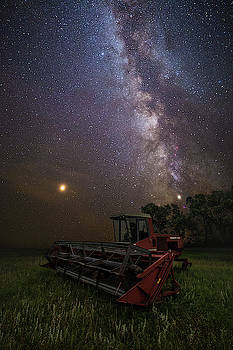 Harvesting the Rift  by Aaron J Groen