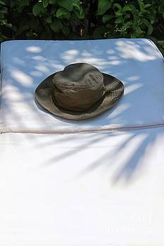 Hat by Karen Adams
