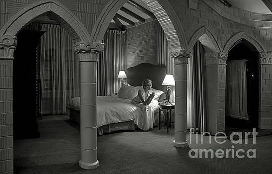Sad Hill - Bizarre Los Angeles Archive - Haunted by History - Lonely Night in Haunted Suite - Mission Inn
