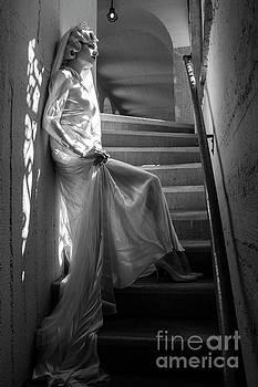 Sad Hill - Bizarre Los Angeles Archive - Haunted by History - Vintage Bride - Alt version 2 Mission Inn - Photographer Craig Owens