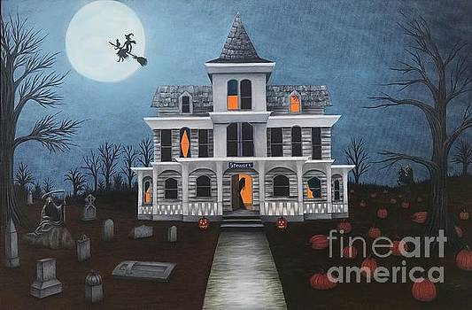 Haunted House by Emily Young