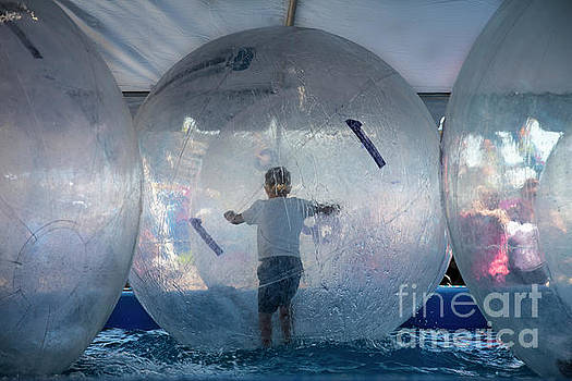 Having a Ball by Jacquie Klose